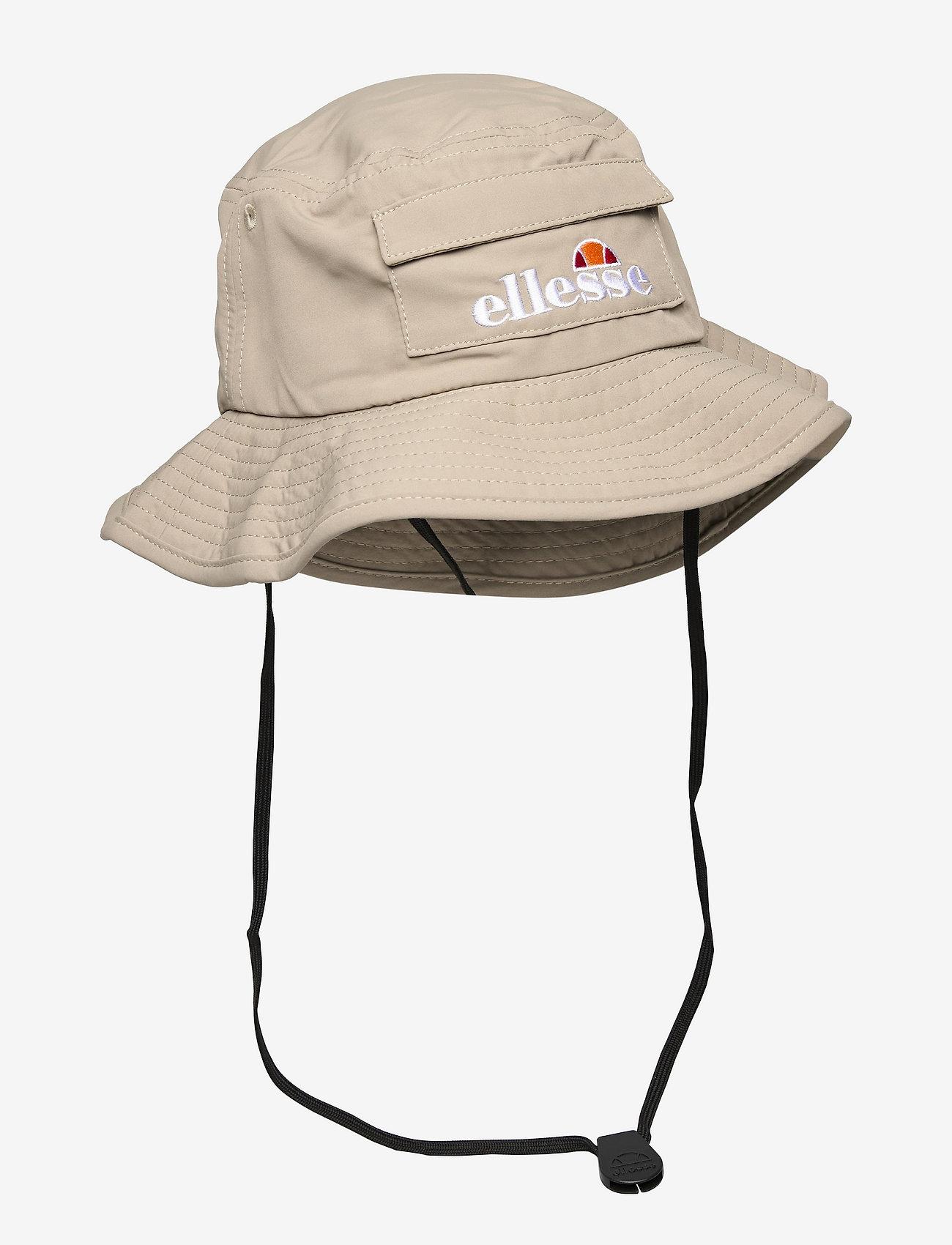 Ellesse - EL SOLLI BUCKET HAT - bucket hats - khaki - 0