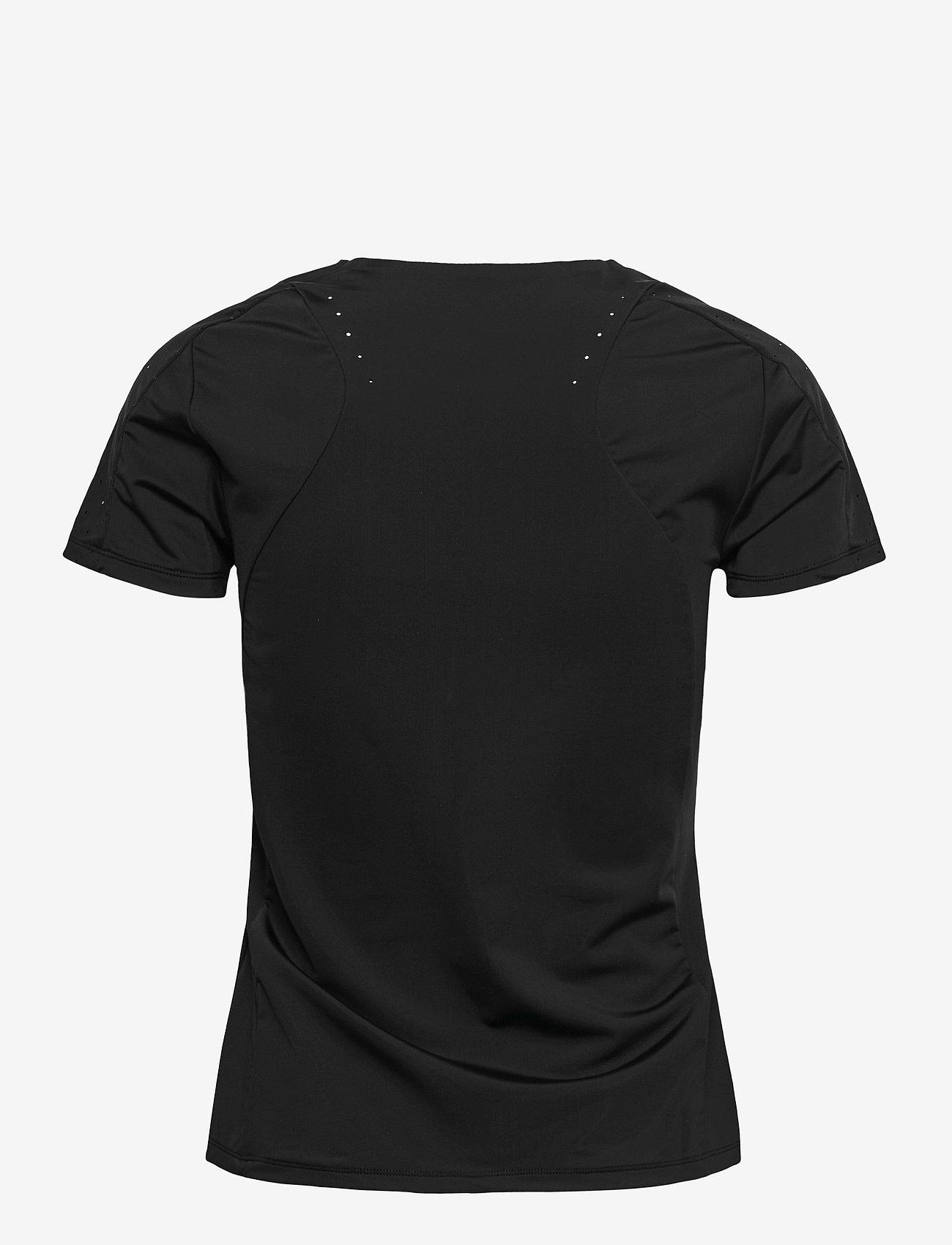 Ellesse - EL MONTIA TEE - t-shirts - black - 1