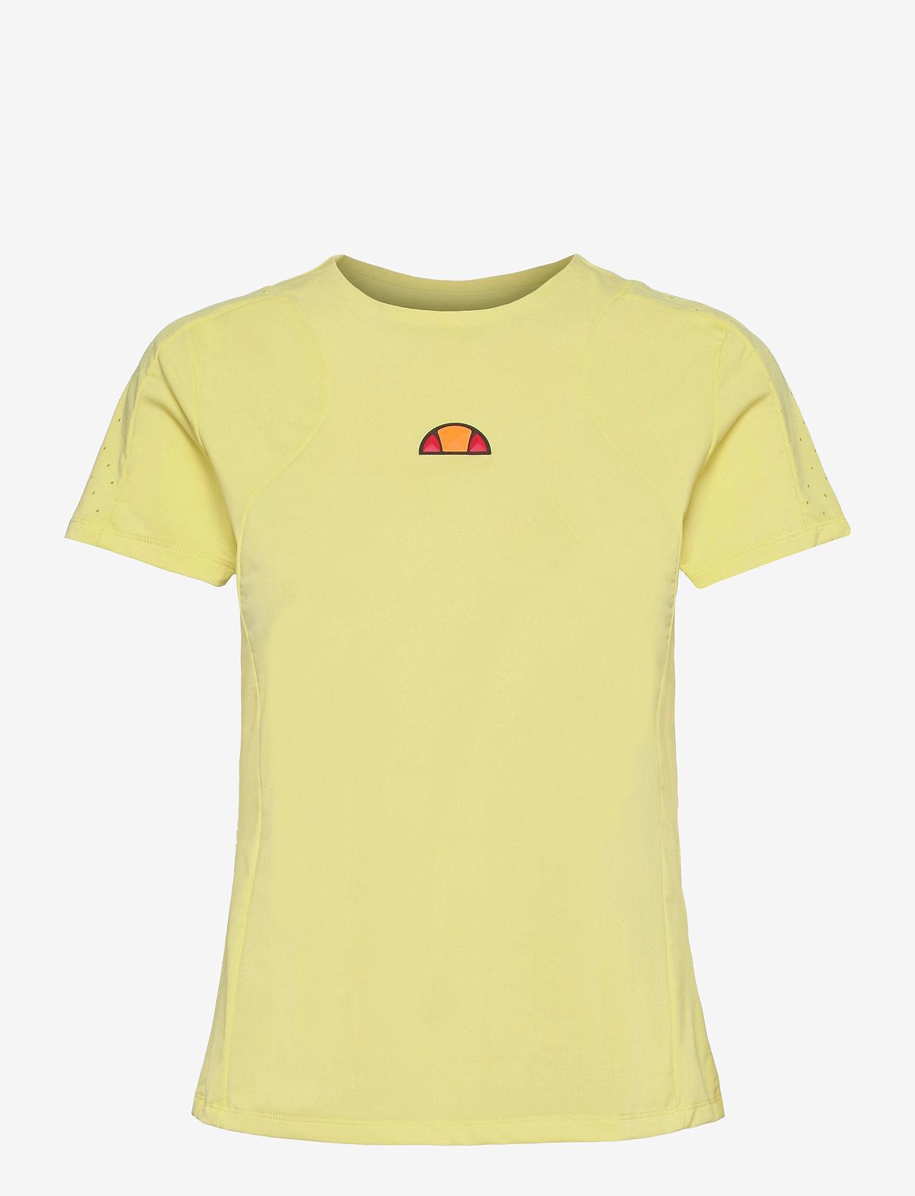 Ellesse - EL MONTIA TEE - t-shirts - light green - 0
