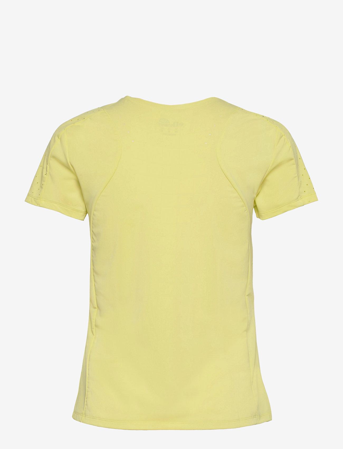 Ellesse - EL MONTIA TEE - t-shirts - light green - 1