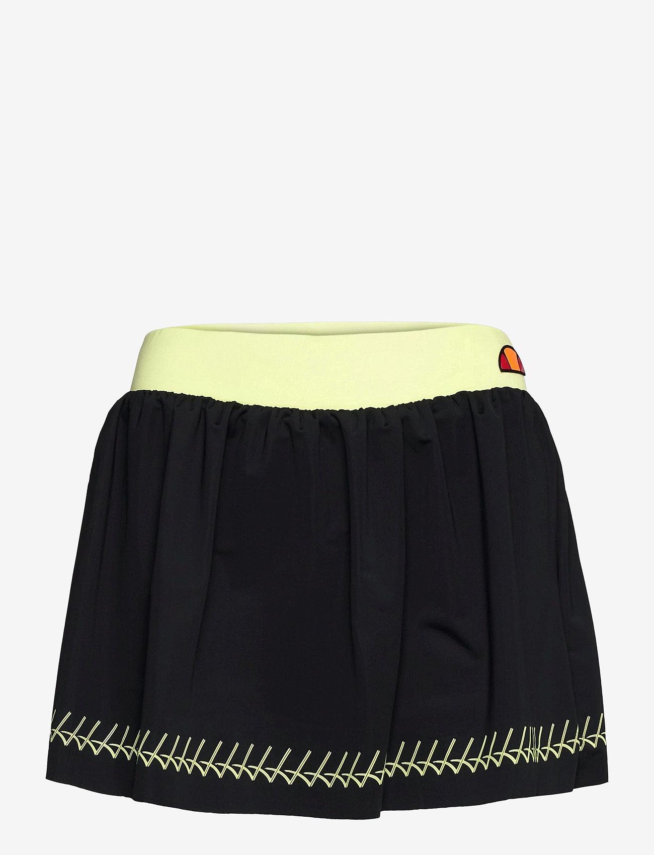 Ellesse - EL GELATTE SKORT - sports skirts - black - 0