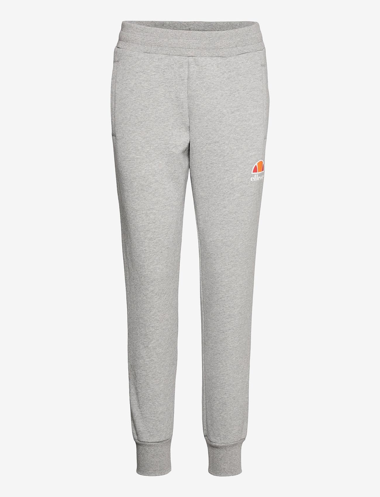 Ellesse - EL QUEENSTOWN - pants - grey marl - 0