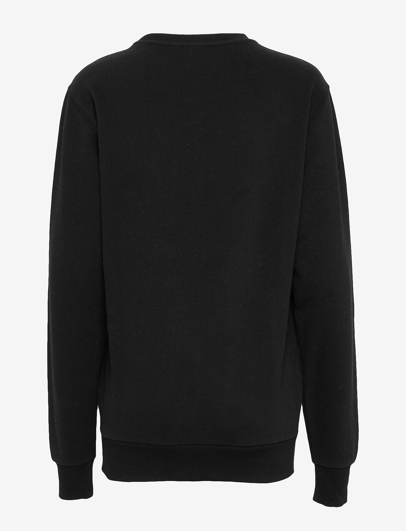 Ellesse - EL HAVERFORD - sweatshirts - black - 1