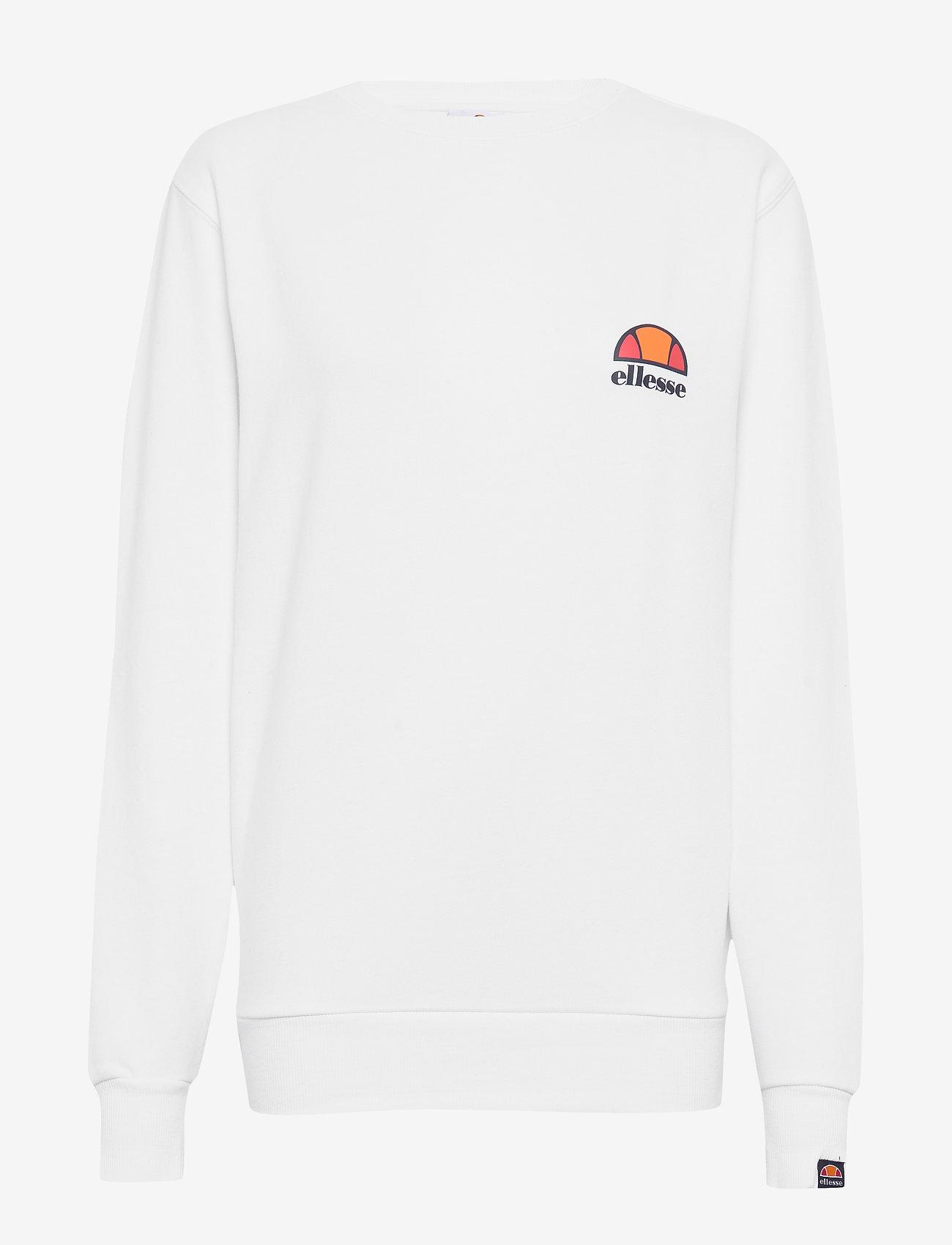 Ellesse - EL HAVERFORD - sweatshirts - white - 0