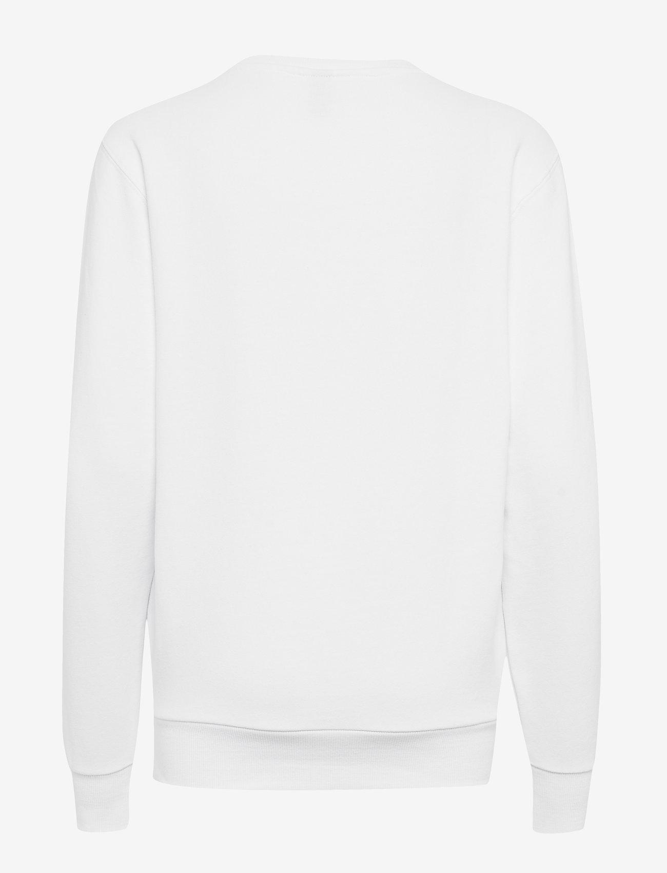 Ellesse - EL HAVERFORD - sweatshirts - white - 1