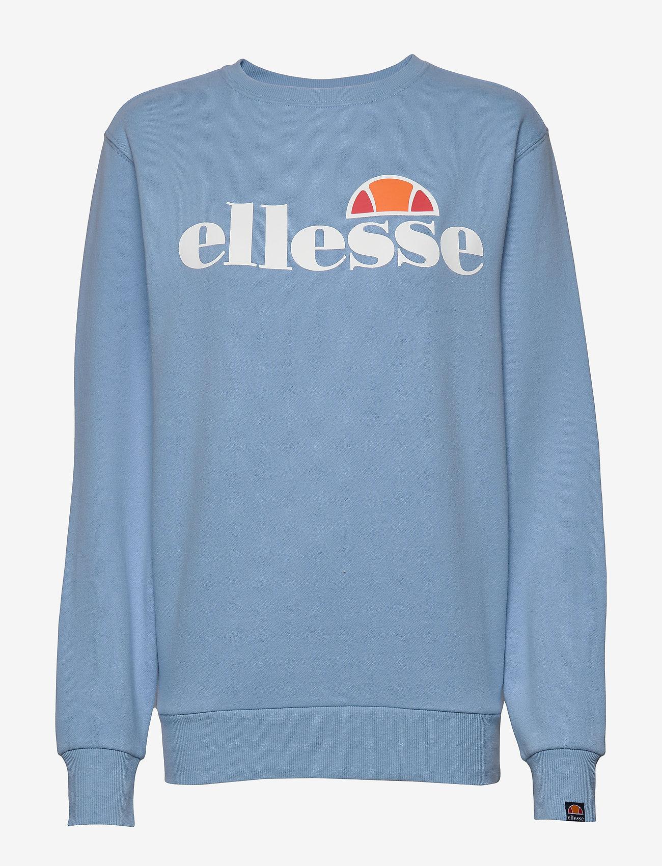 Ellesse - EL AGATA SWEATSHIRT - bluzy - light blue - 1