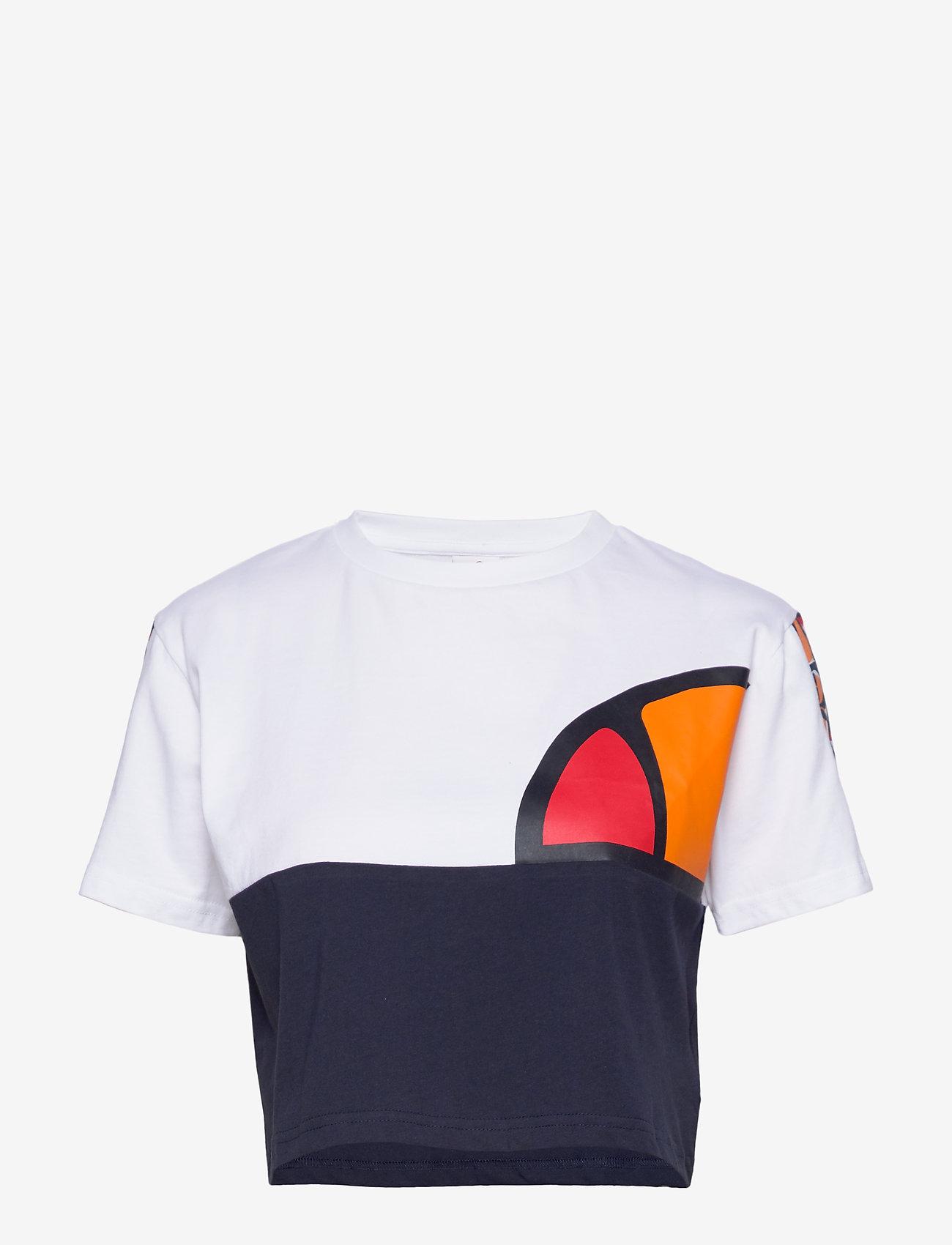 El Anat Crop T-shirt (White) (200 kr) - Ellesse