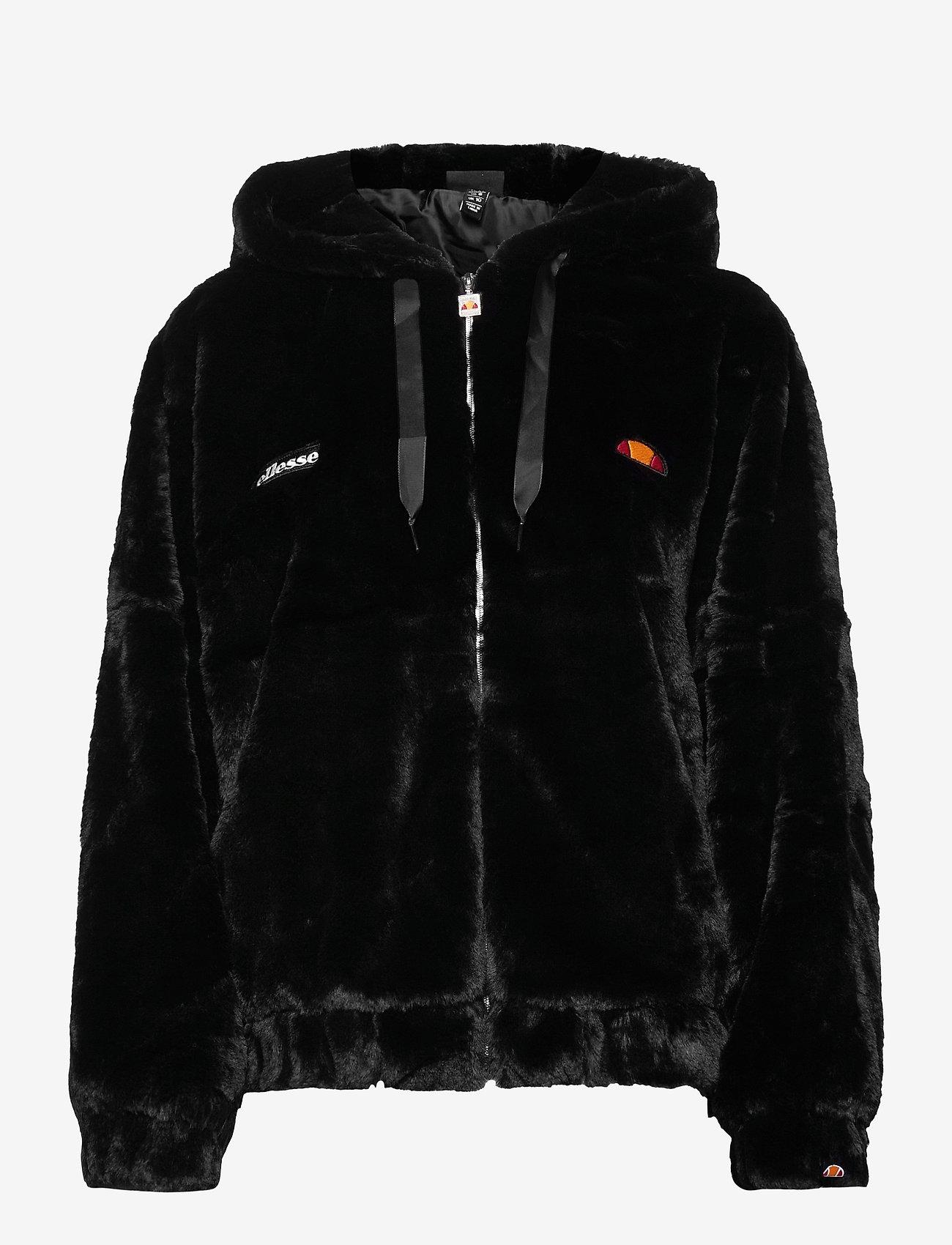 Ellesse - EL GIOVANNA JACKET - sports jackets - black - 0