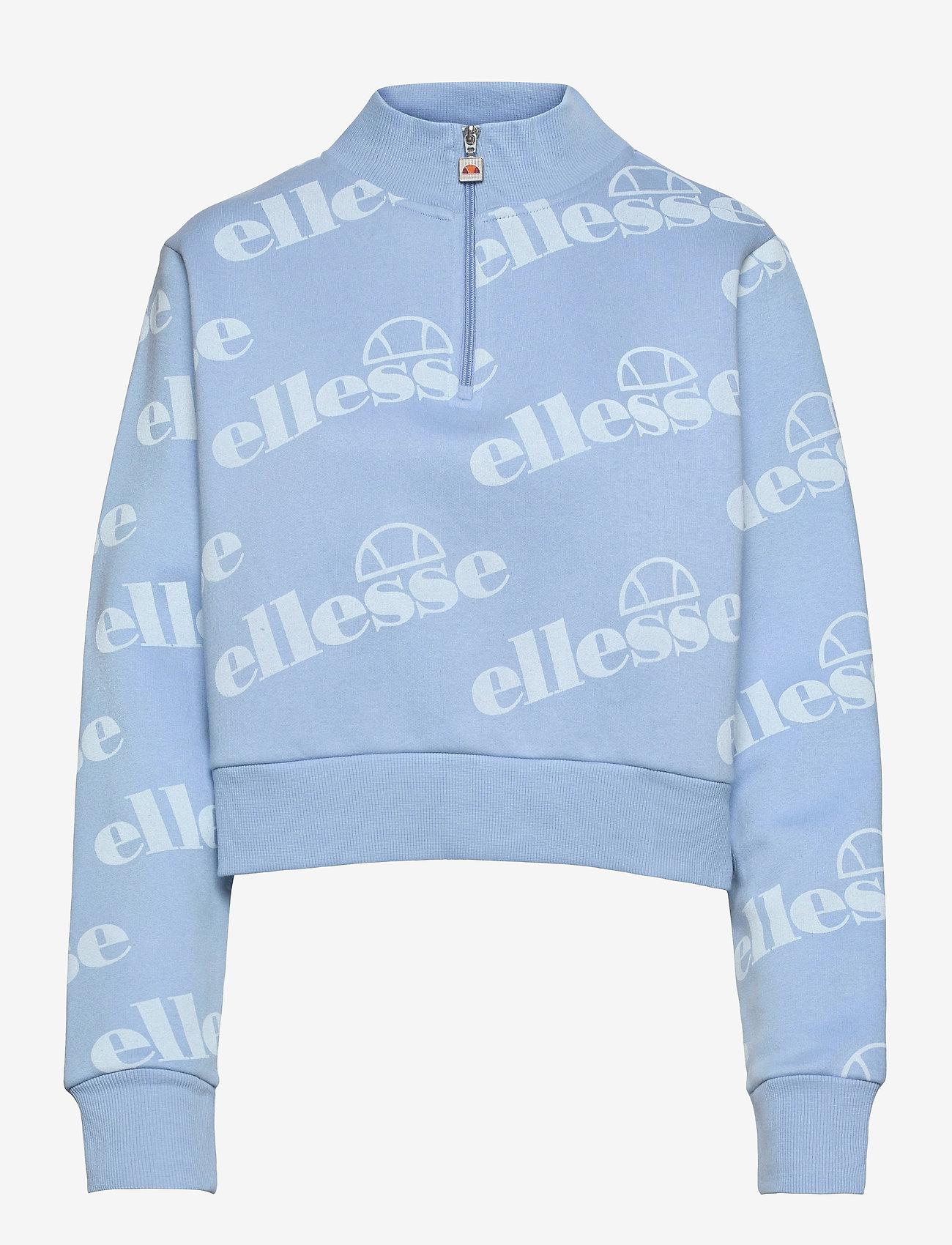 Ellesse - EL FULMIRE SWEATSHIRT - sweatshirts - light blue - 0