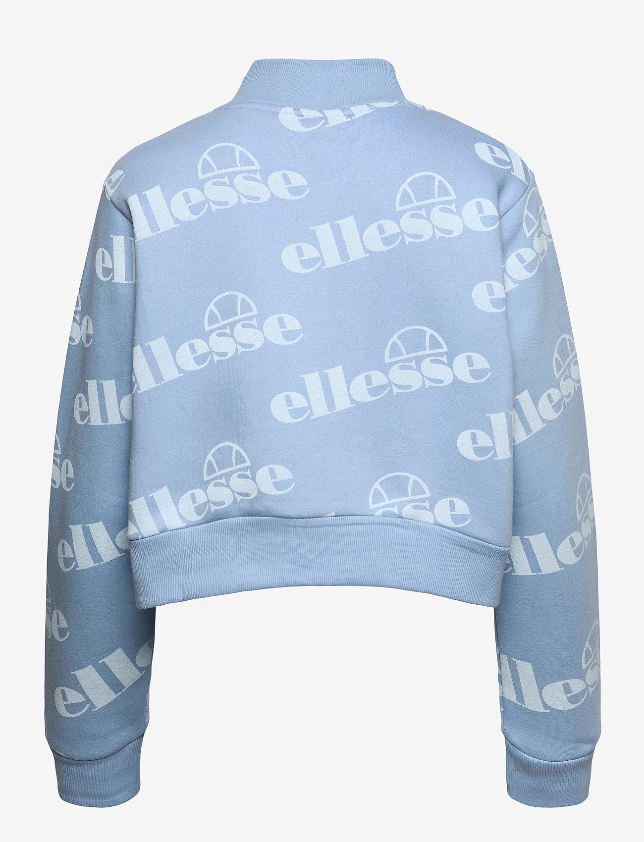 Ellesse - EL FULMIRE SWEATSHIRT - sweatshirts - light blue - 1