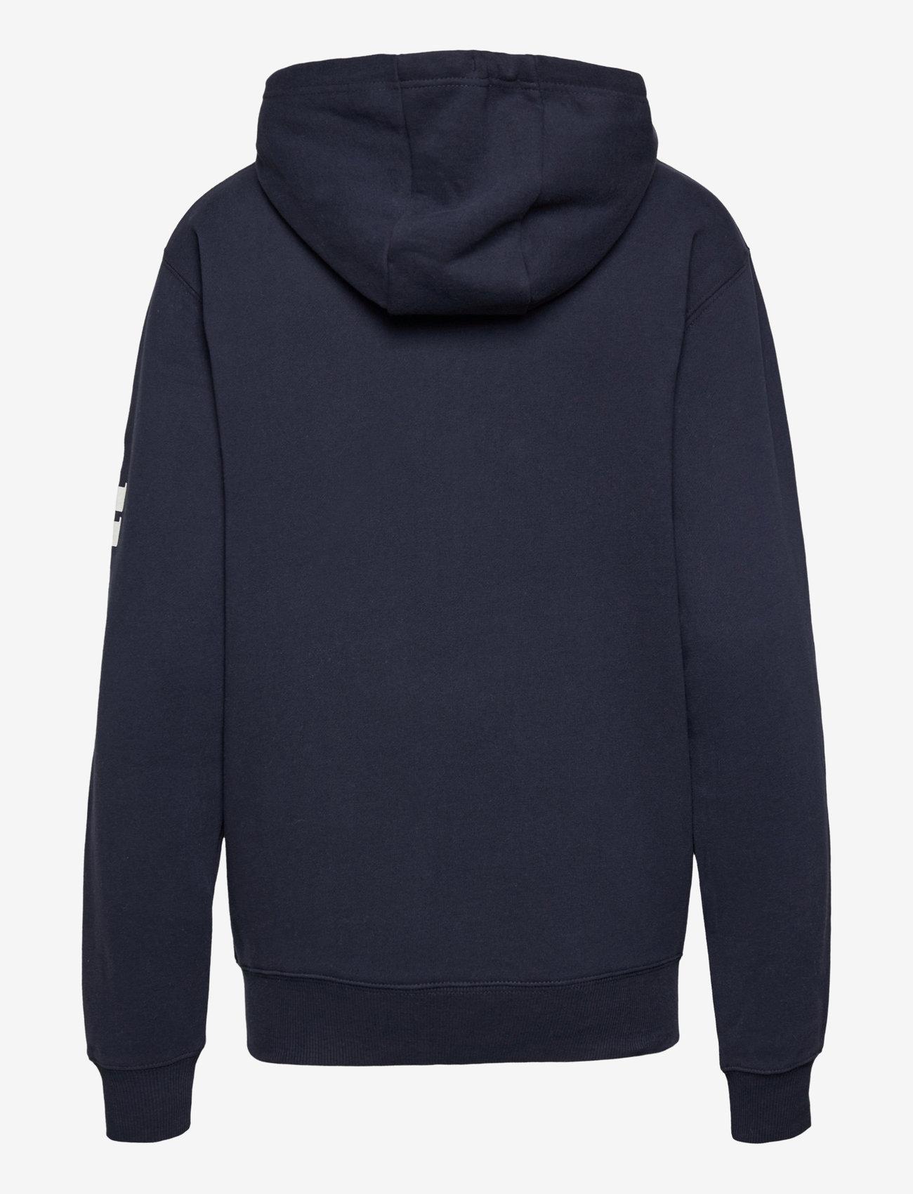 Ellesse - EL SERINATAS - hoodies - navy - 1