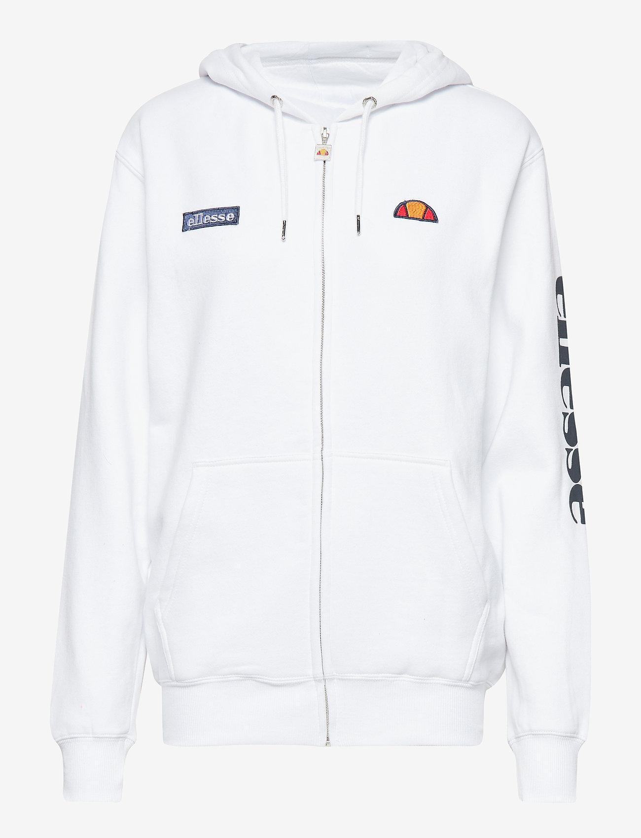Ellesse - EL SERINATAS - hoodies - white - 0