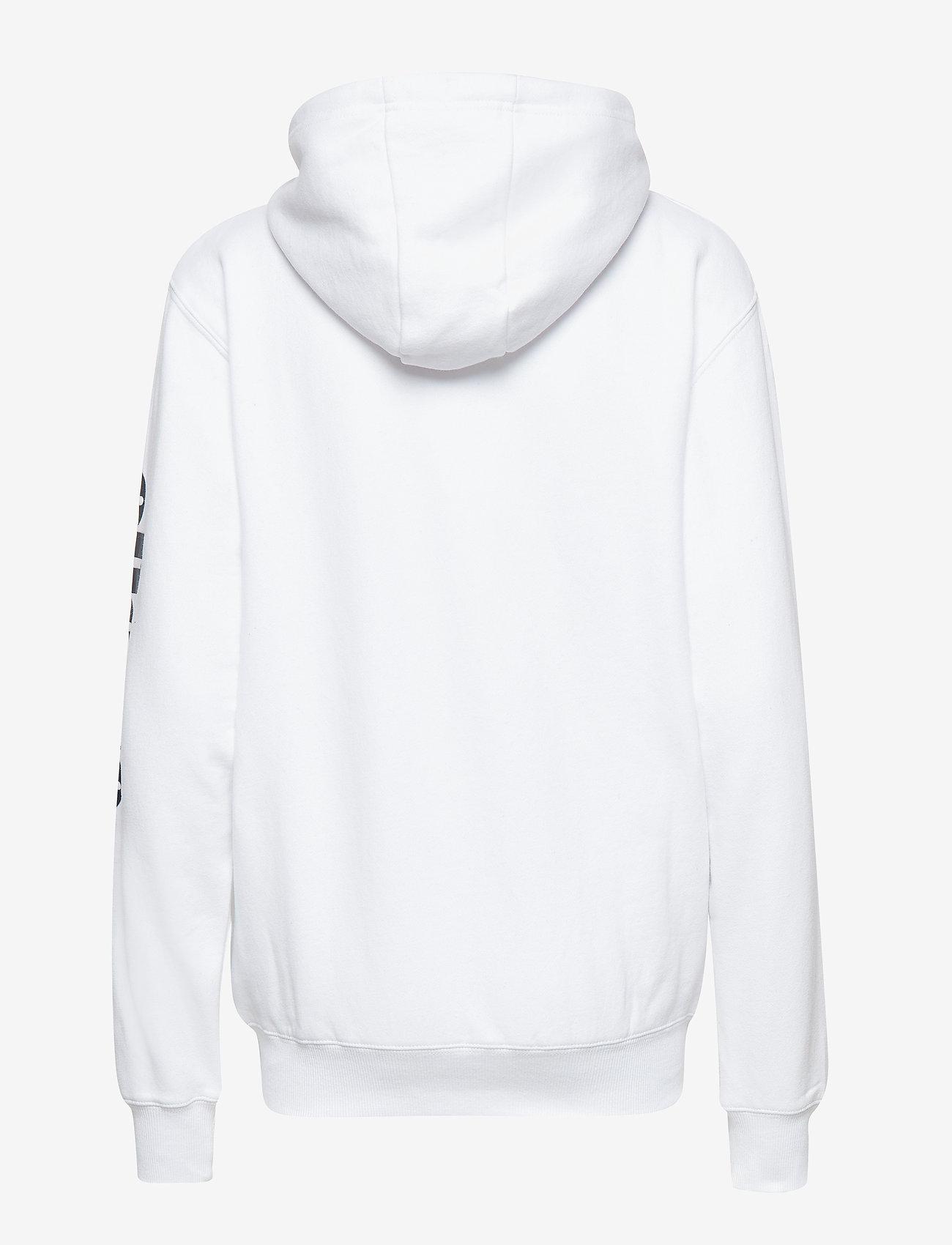 Ellesse - EL SERINATAS - hoodies - white - 1