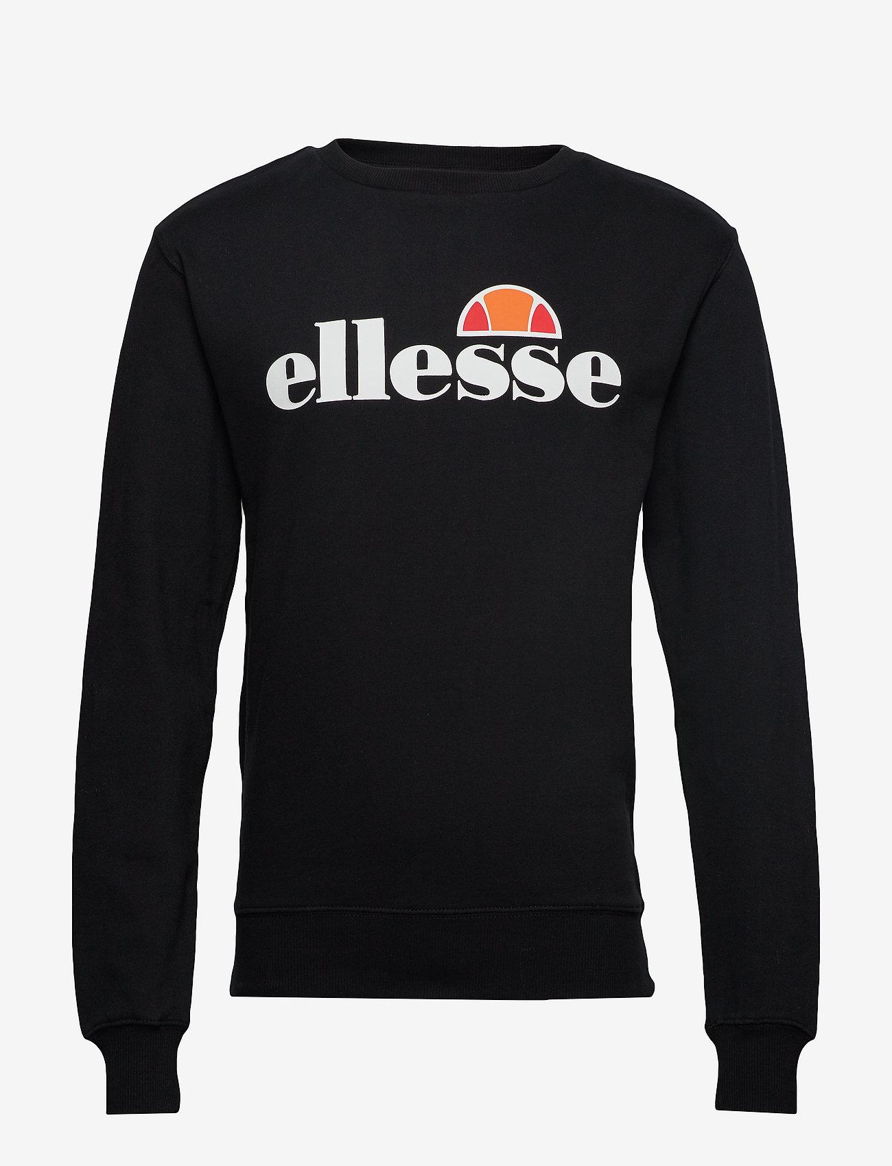 Ellesse - EL AGATA - sweatshirts - anthracite - 0