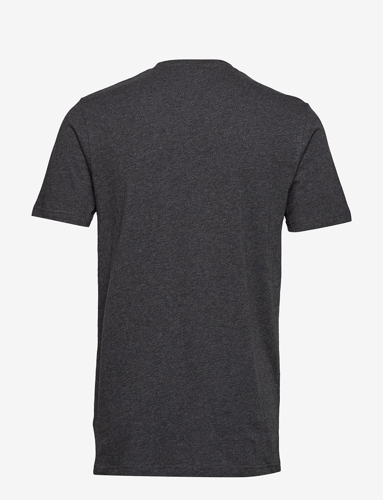 Ellesse EL PRADO (NEW LOGO) - T-skjorter DARK GREY MARL - Menn Klær