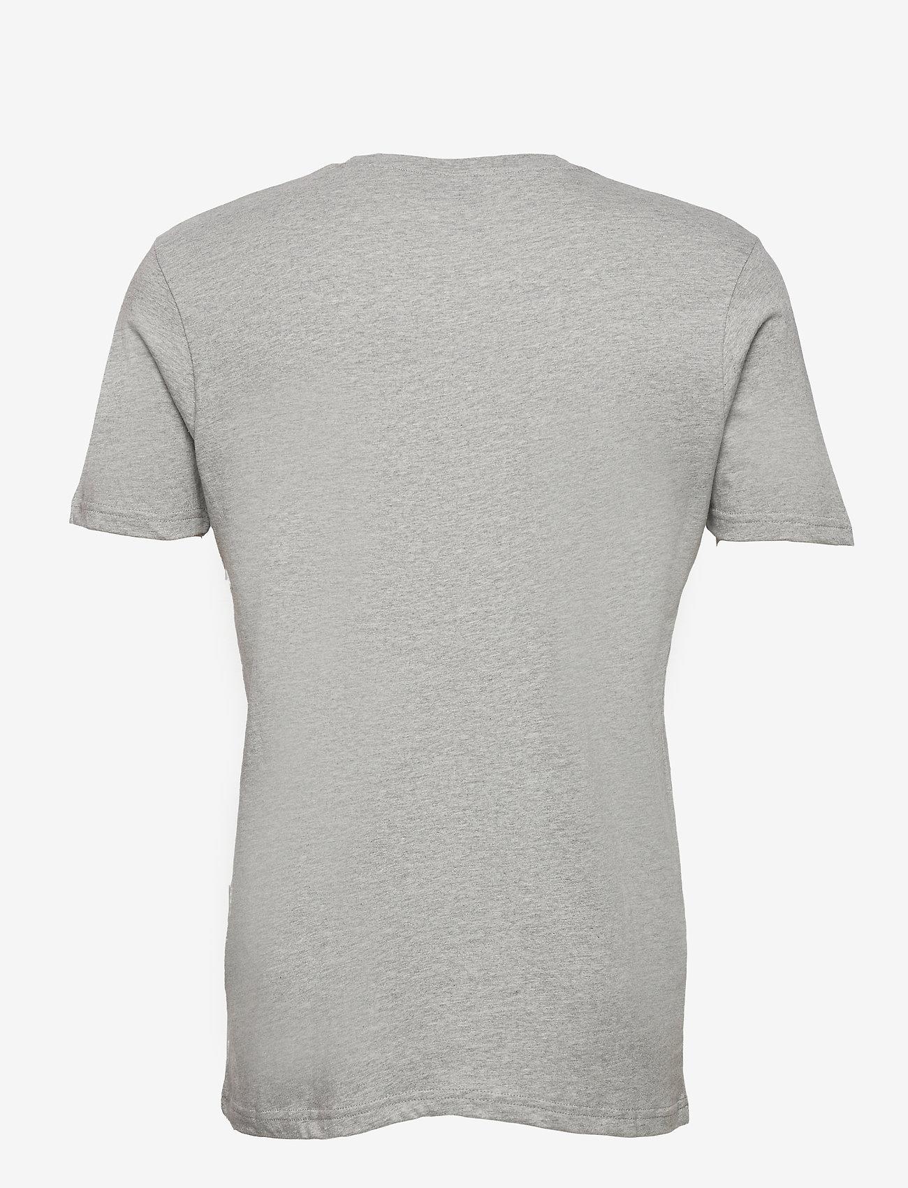 Ellesse EL PRADO (NEW LOGO) - T-skjorter GREY MARL - Menn Klær