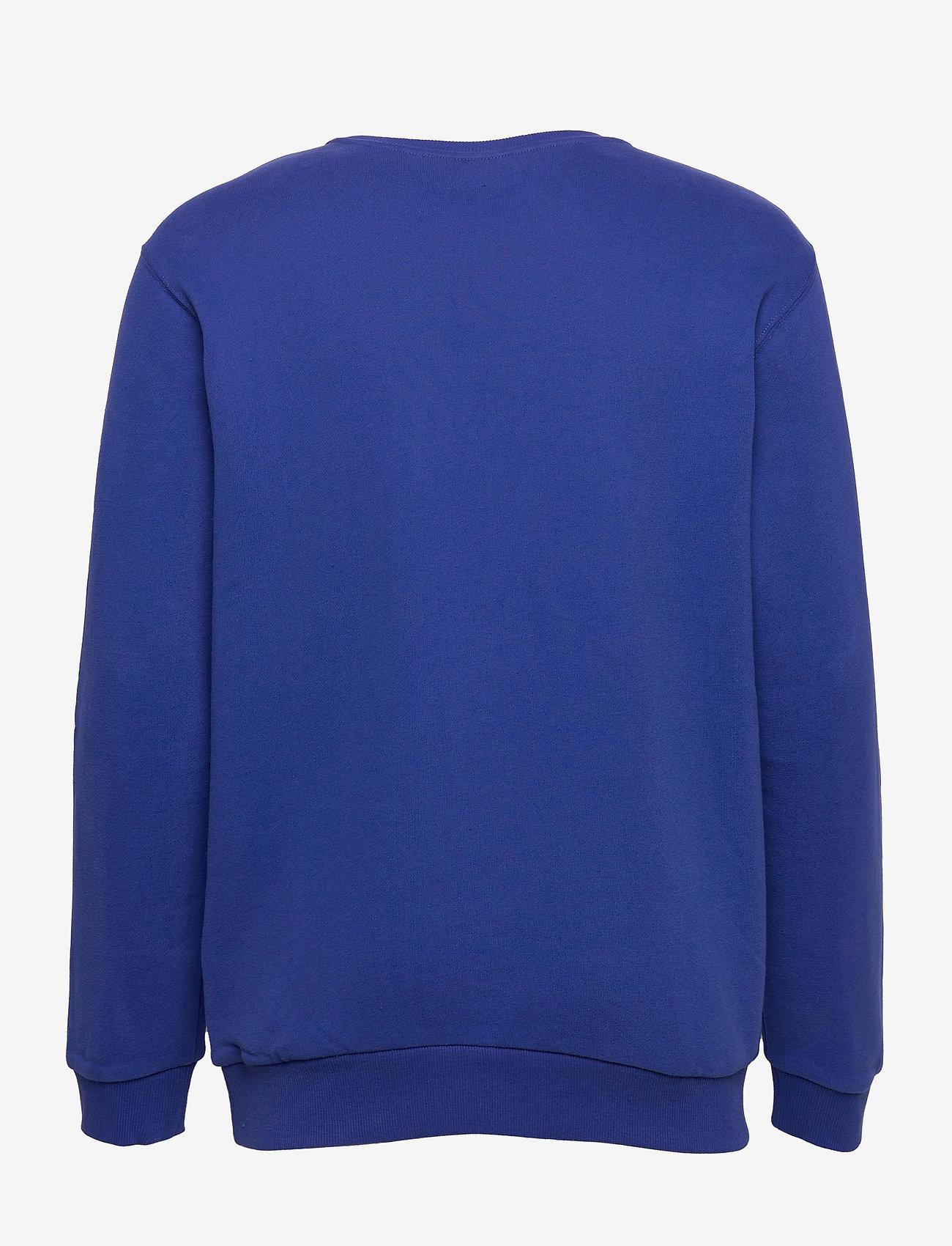 Ellesse EL DIVERIA SWEATSHIRT - Sweatshirts BLUE - Menn Klær