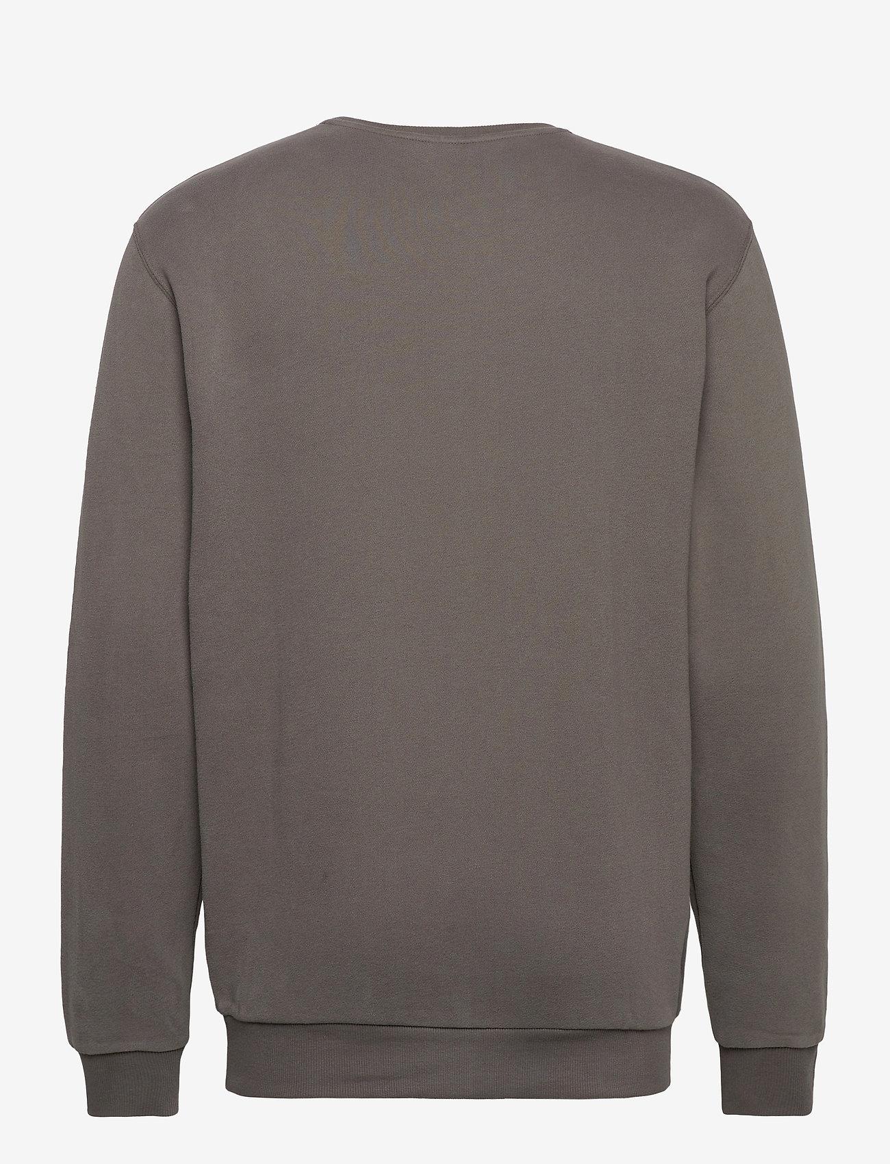Ellesse EL DIVERIA SWEATSHIRT - Sweatshirts DARK GREY - Menn Klær