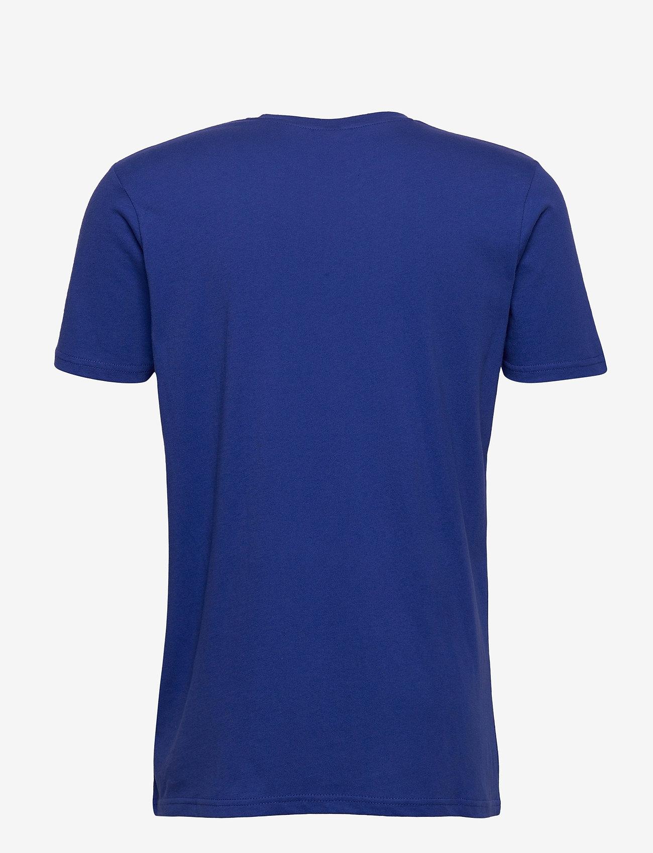 Ellesse EL SL PRADO TEE - T-skjorter BLUE - Menn Klær