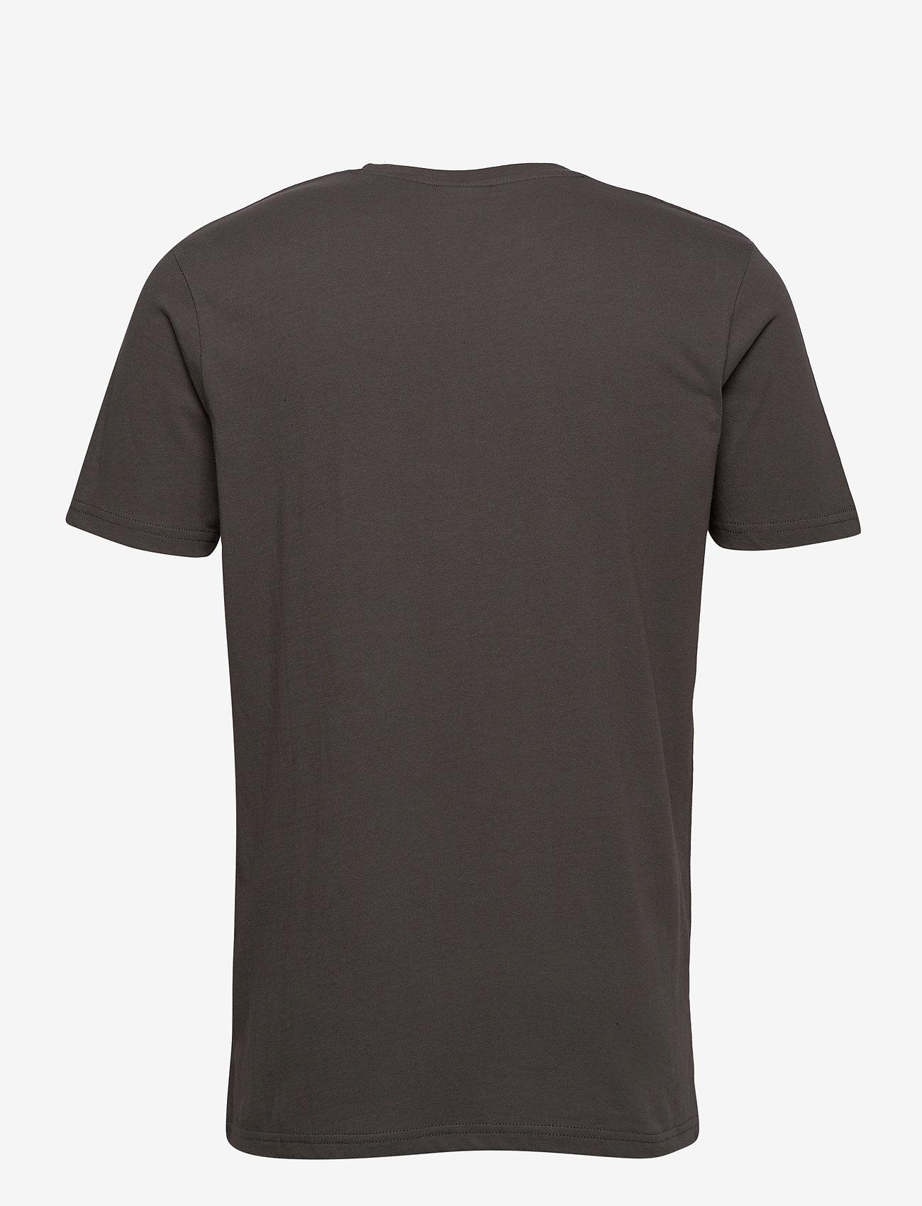 Ellesse EL SL PRADO TEE - T-skjorter DARK GREY - Menn Klær