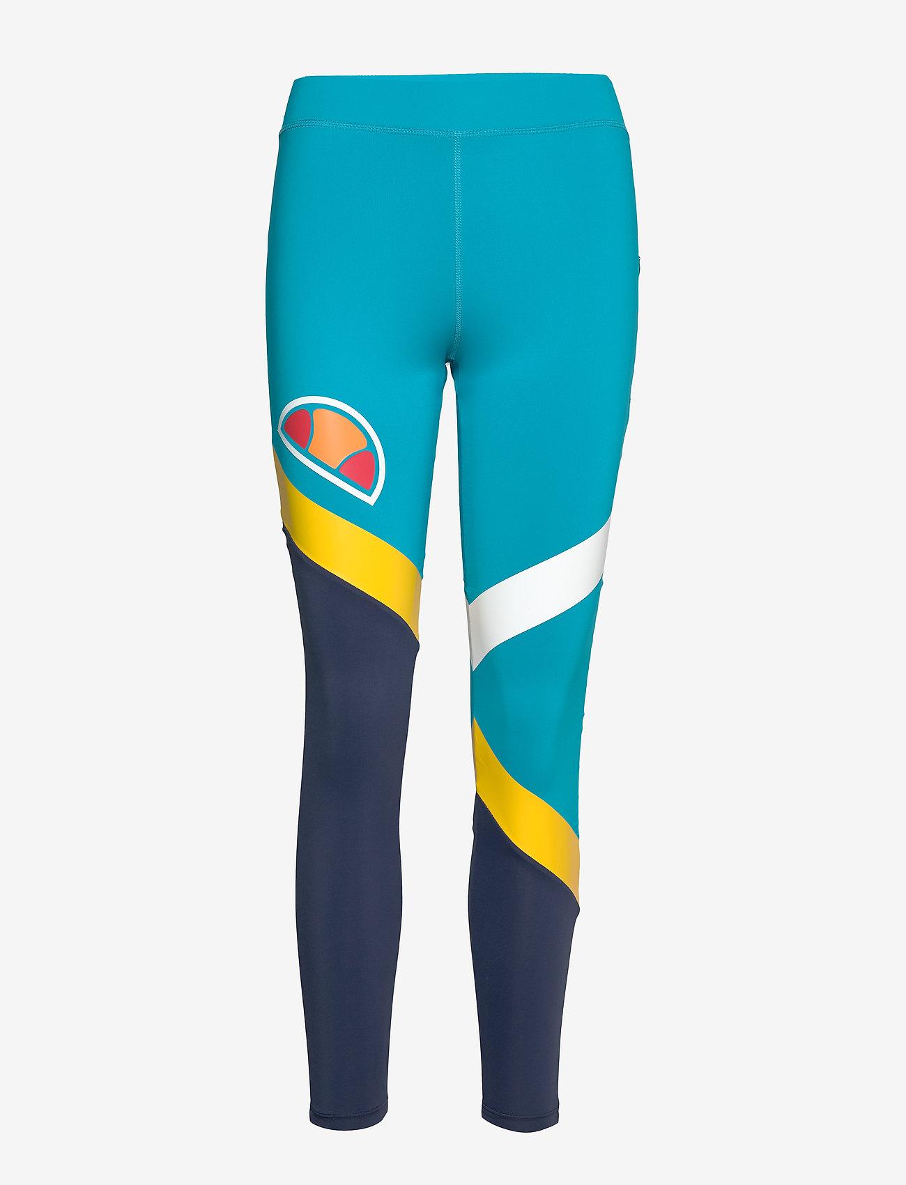 Ellesse - EL BAXTER LEGGING - leggings - blue - 1