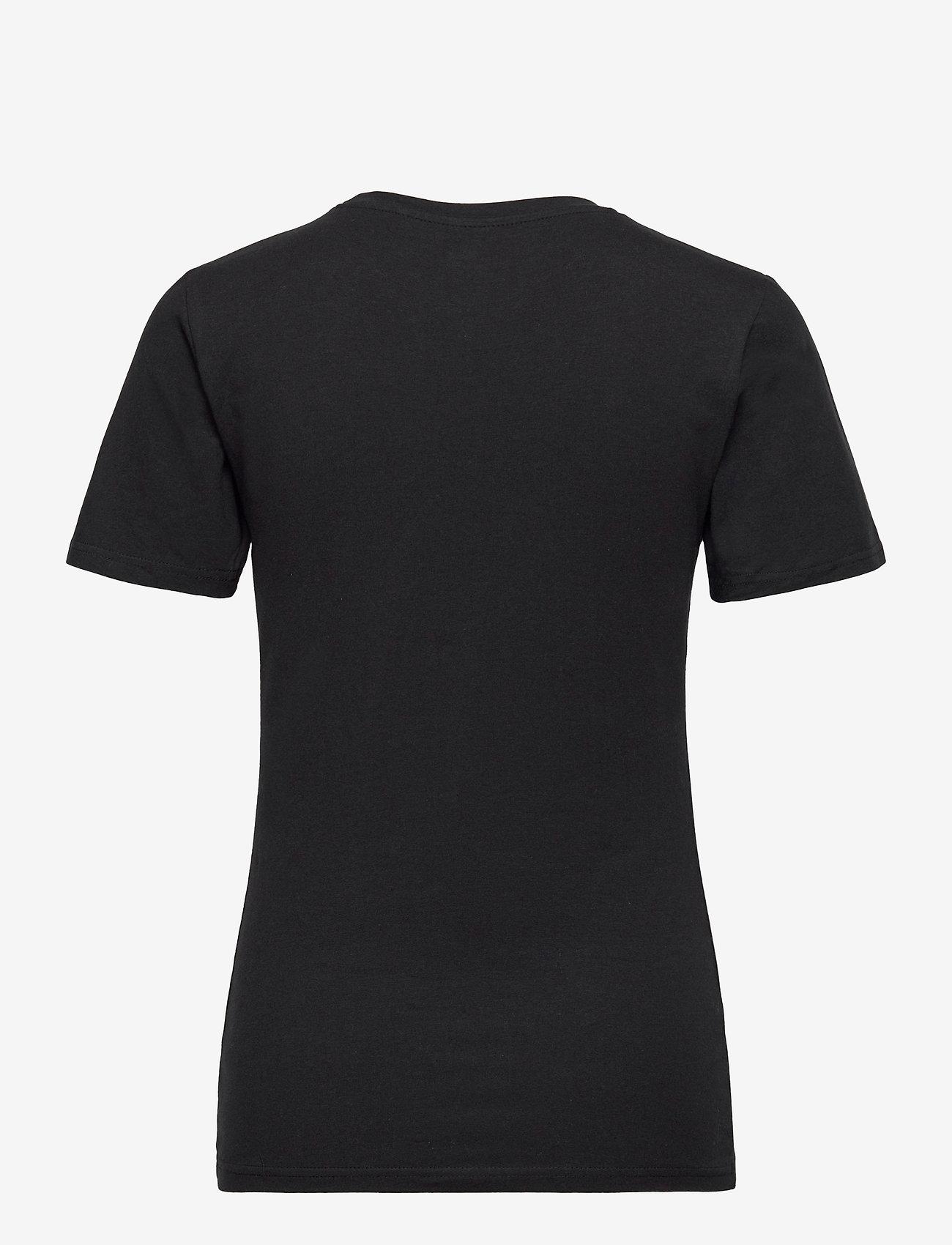 Ellesse - EL ANNIFO TEE - t-shirts - black - 1