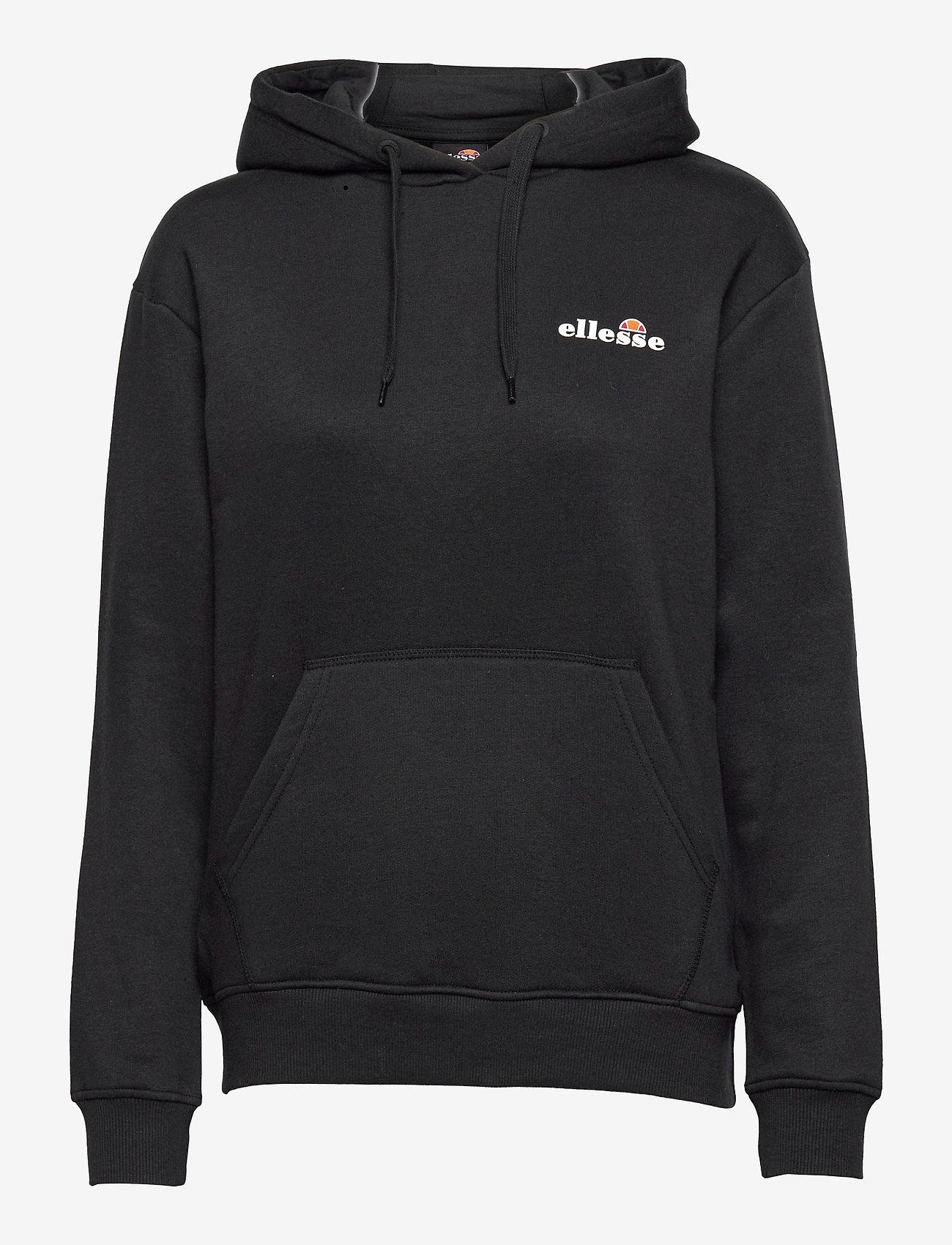 Ellesse - EL ELCE OH HOODY - hoodies - black - 0