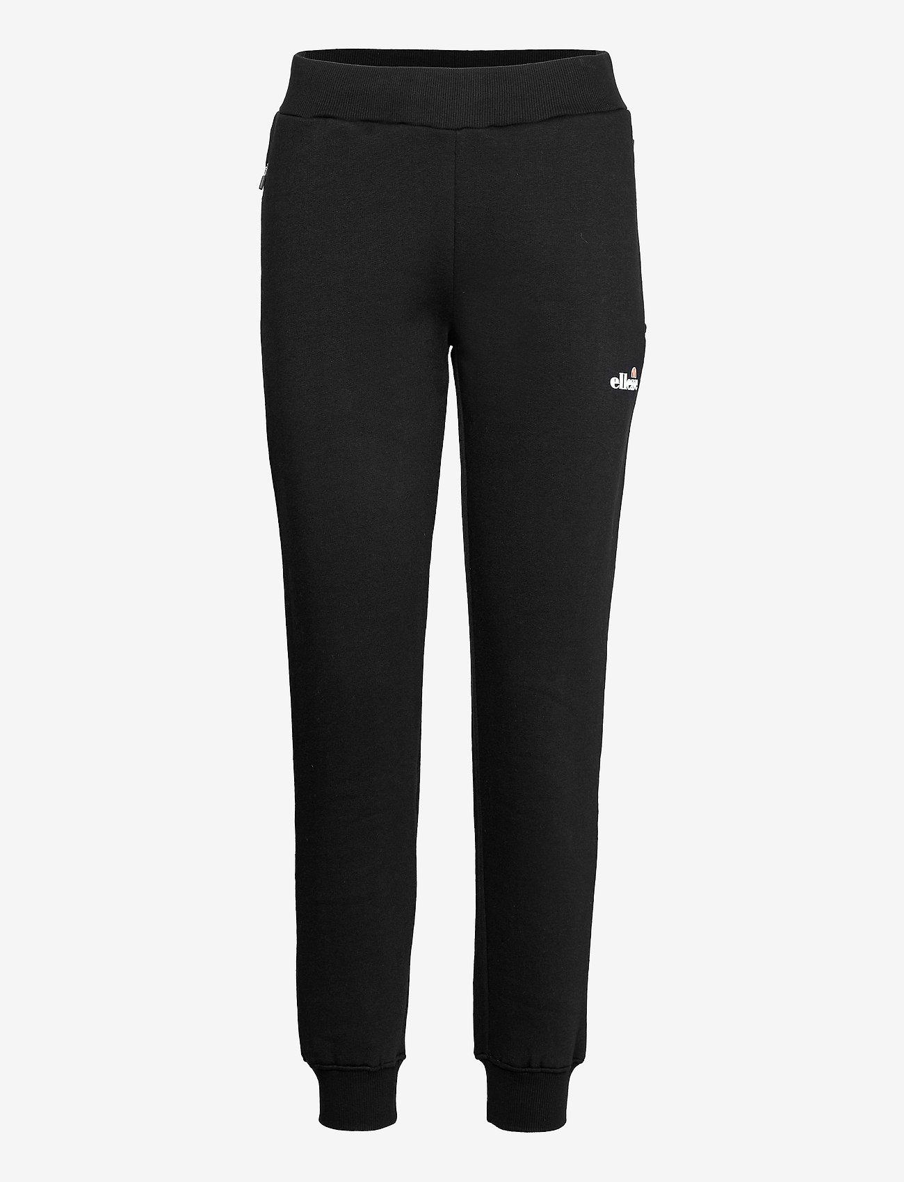 Ellesse - EL AFRILE JOGPANT - pants - black - 0