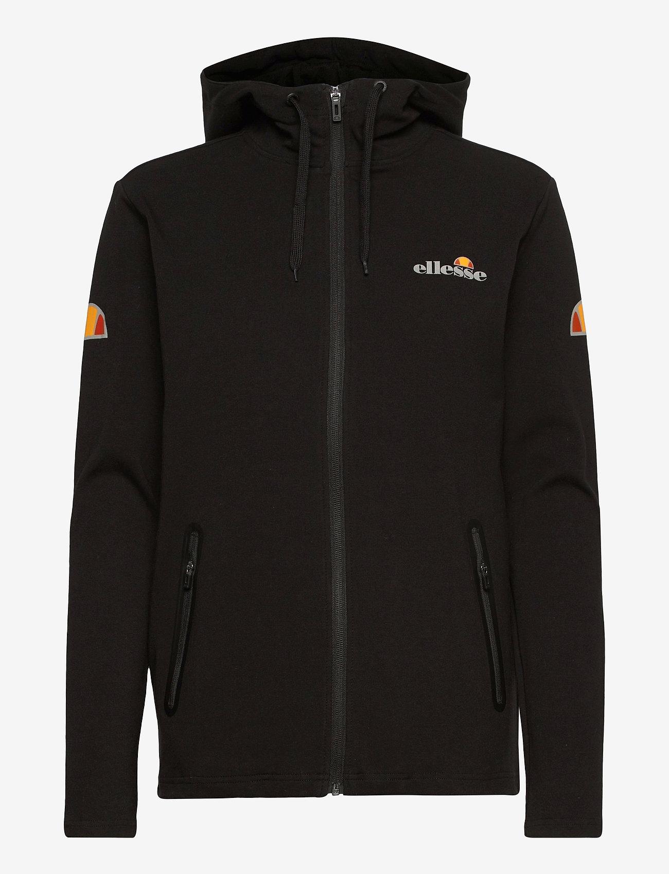 Ellesse - EL CERESA FZ HOODY - hoodies - black - 0