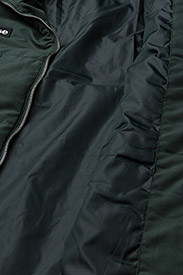 Ellesse - EL ANTONELLA - kurtki puchowe - darkest spruce - 6