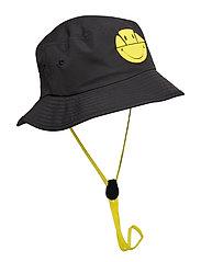 EL JOYELY BUCKET HAT - DARK GREY