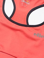 Ellesse - EL BAILLY BRA TOP - soft bras - coral - 2