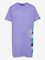 Ellesse - EL VOSCIOLA JNR DRESS - kleider - purple - 0