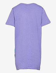 Ellesse - EL VOSCIOLA JNR DRESS - kleider - purple - 1