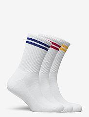 Ellesse - EL PULLO - tavalliset sukat - white - 5