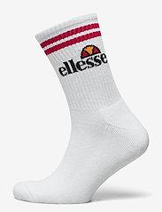 Ellesse - EL PULLO - tavalliset sukat - white - 4