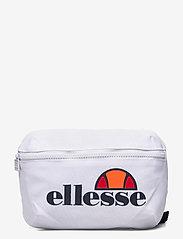 Ellesse - EL ROSCA CROSS BODY BAG - vyölaukut - white - 0