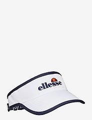 Ellesse - EL SWABY VISOR - kasketter - white - 0