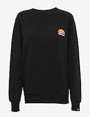 Ellesse - EL HAVERFORD - sweatshirts - black - 0
