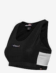 Ellesse - EL QENIE BRA TOP - soft bras - black - 2