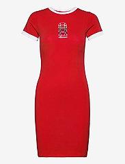 EL NINETTA DRESS - RED