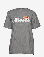 Ellesse - EL ALBANY - t-shirts - grey marl - 1