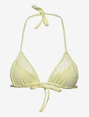 Ellesse - EL TUSCO - góry strojów kąpielowych - tender yellow - 0