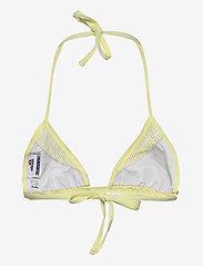 Ellesse - EL TUSCO - góry strojów kąpielowych - tender yellow - 2
