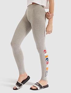 EL GHANT LEGGING - tights & shorts - grey marl