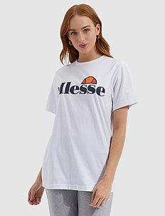 EL ALBANY - logo t-shirts - optic white