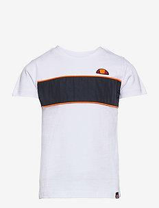 EL ZABAGLIONE INF TEE - short-sleeved - white