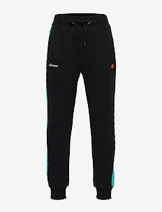 EL SURBITA INF TRACK PANT - sweatpants - black