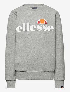 EL SUPRIOS SWEATSHIRT JNR - sweatshirts - grey marl