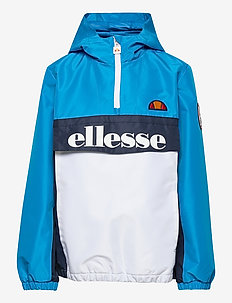 EL GARINOS JNR JACKET - vindjakke - blue/white